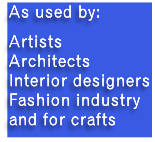 As used by:  